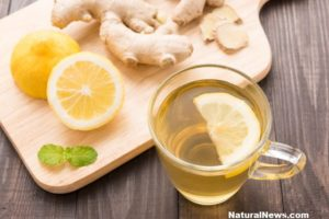 How to Make Ginger Water To Treat Heartburn, Migraines, Muscle and